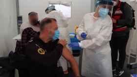 Vacunación de agentes en la Comunidad Valenciana. GVA
