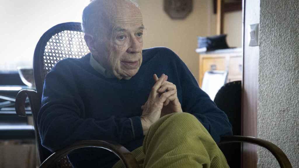 González Duro lleva ejerciendo la profesión desde los años sesenta.