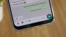Las notas de voz de WhatsApp van a mejorar a lo bestia