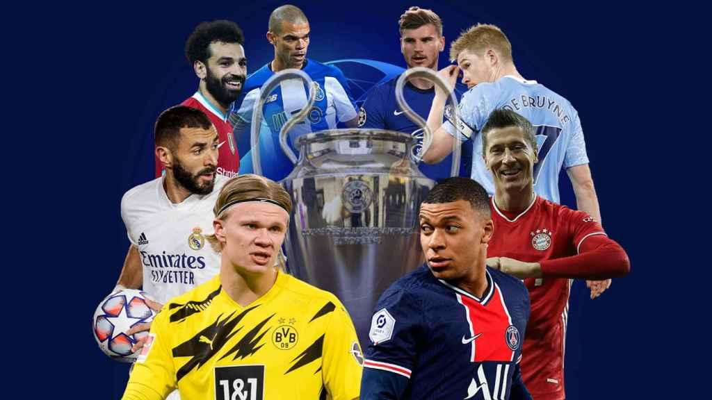La Champions League busca su rey