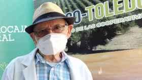 Cipriano González, fundador de la ONG toledana Socorro de los Pobres