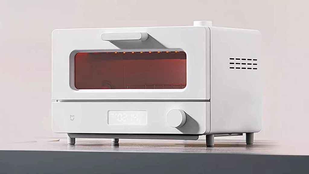 Xiaomi Mijia Smart Steam Small Oven.