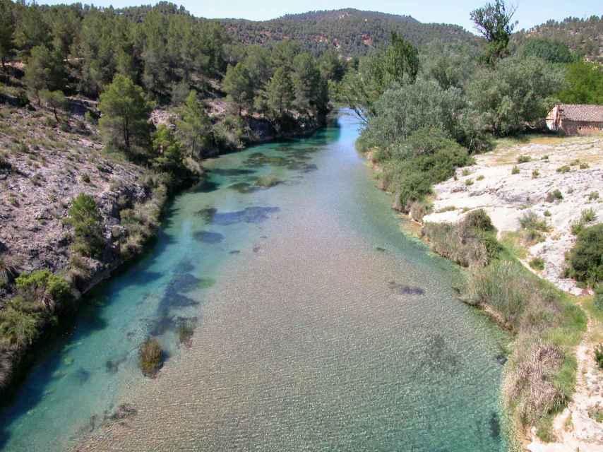 Río Cabriel.
