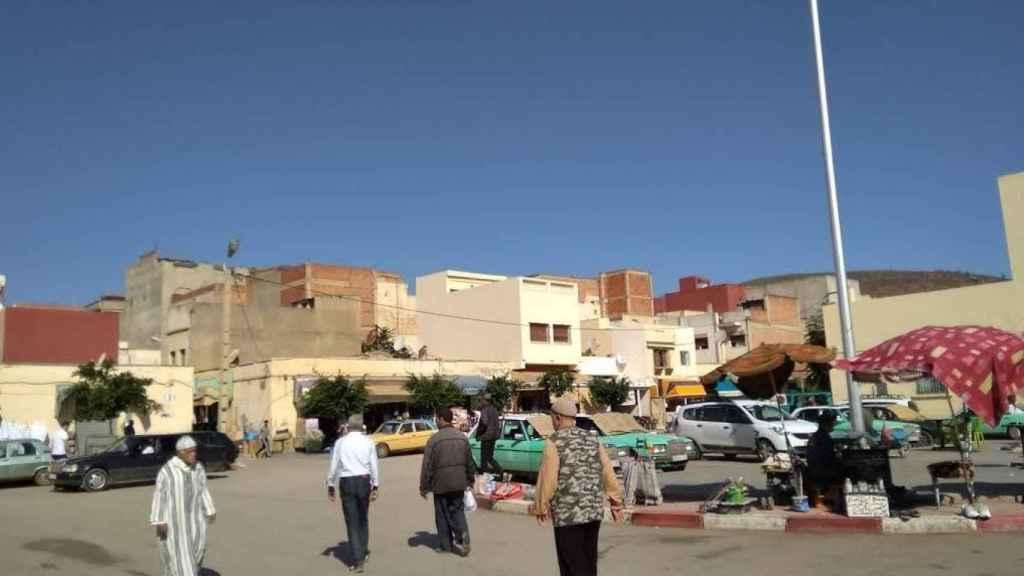Numerosas familias del Rif marroquí viven del cultivo de cannabis durante cuatro meses al año.
