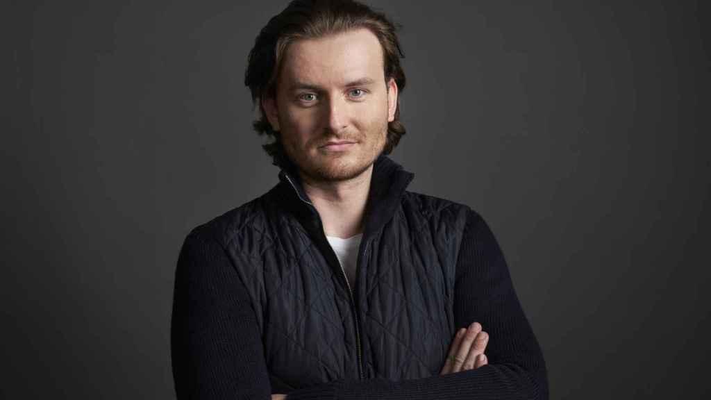 Eric Demuth, cofundador y co-consejero delegado de Bitpanda.