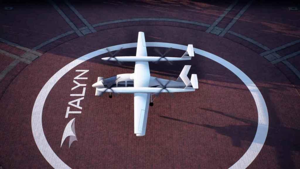 Aterrizaje del Talyn Cruise