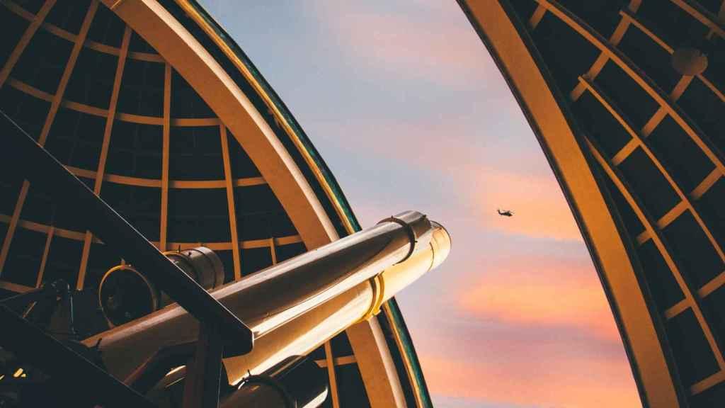 Griffith Observatory de Los Ángeles