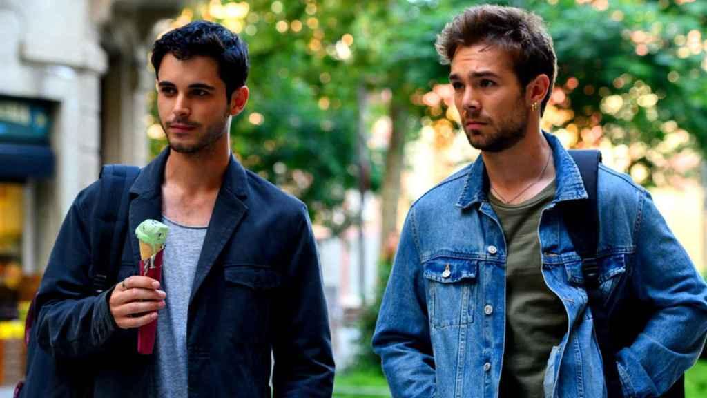 Pol y Bruno vuelven en la primera temporada de 'Merlí: Sapere Aude'.