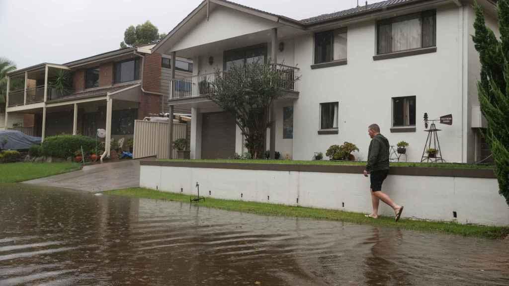 Miles de personas se han visto afectadas por las inundaciones, las peores en 50 años.