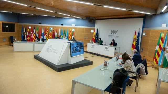 Consejo Interterritorial del Sistema Nacional de Salud.