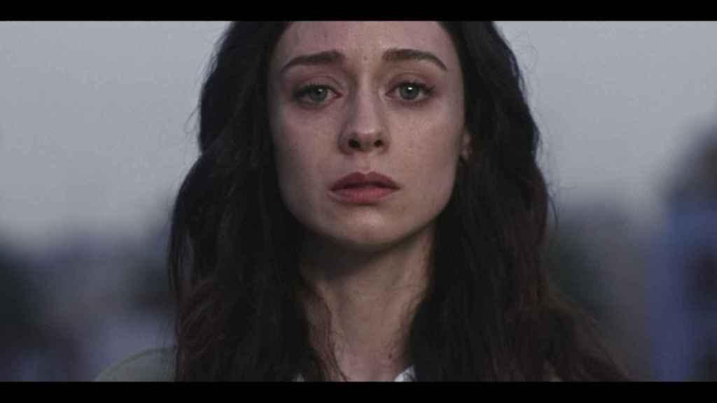 Elena Rivera interpreta a la protagonista de la serie, que sufre una violación grupal.