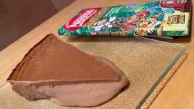 La tarta de queso y chocolate Jungly de Alex Cordobés que todos están deseando probar