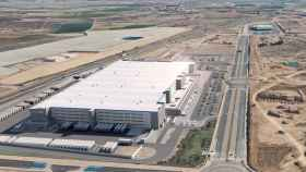 Centro logístico robotizado de Amazon en Murcia