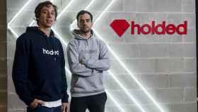 Javi Fondevila y Bernat Ripoll, cofundadores de la startup española Holded.