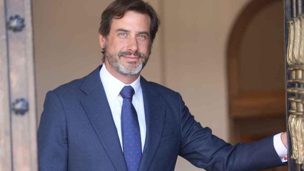 Alfonso Brunet, CEO de Castellana Properties.