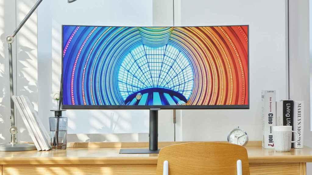 Nuevos monitores de Samsung