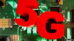 Logo 5G, en una imagen de archivo.