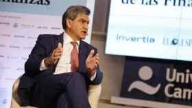 José Antonio Álvarez, consejero delegado de Santander, en el Observatorio de las Finanzas organizado por EL ESPAÑOL.