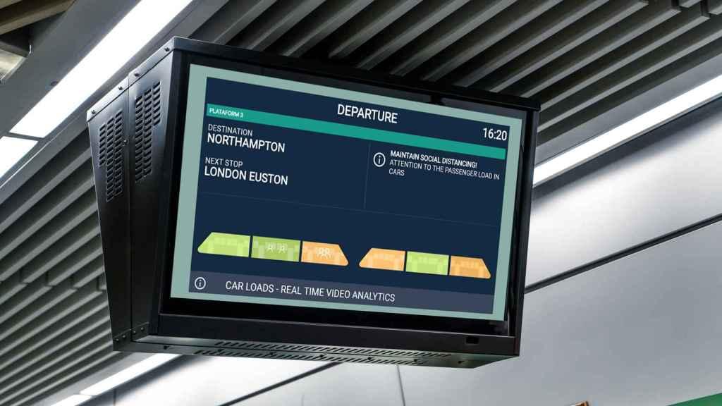 DIVA funciona extrayendo el conteo de personas de las cámaras de CCTV utilizando algoritmos de visión por computadora.