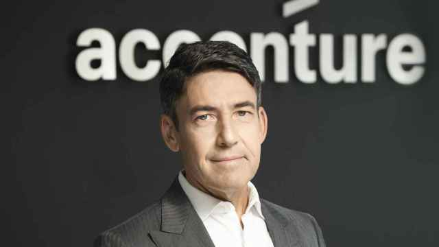 Domingo Mirón, presidente de Accenture en España
