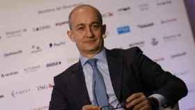 Antonio Ríos, director general de Equifax en Iberia, durante el Observatorio de las Finanzas de EL ESPAÑOL.