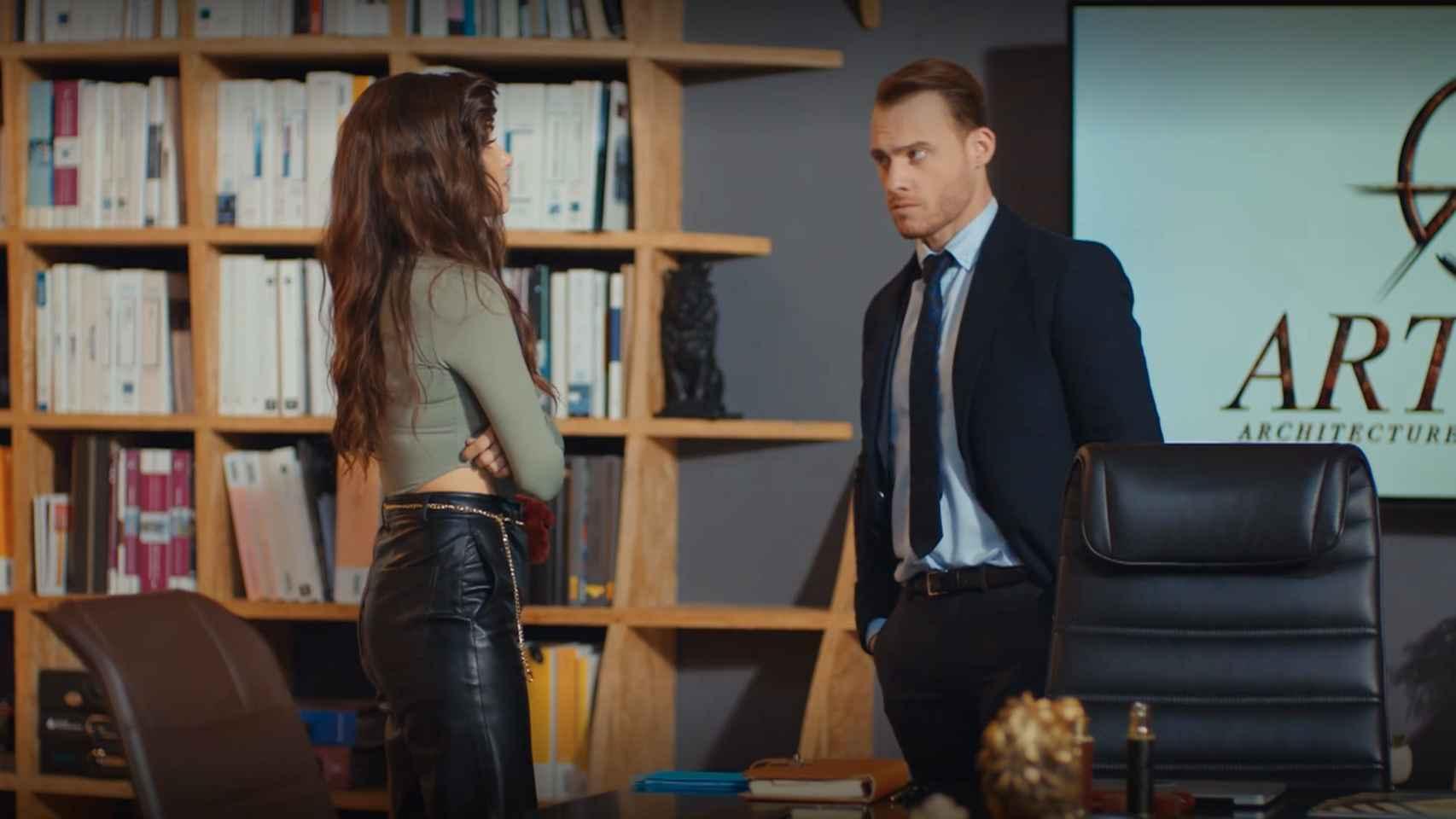 Avance en fotos de los capítulos de 'Love is in the air' que Telecinco emite este martes 23