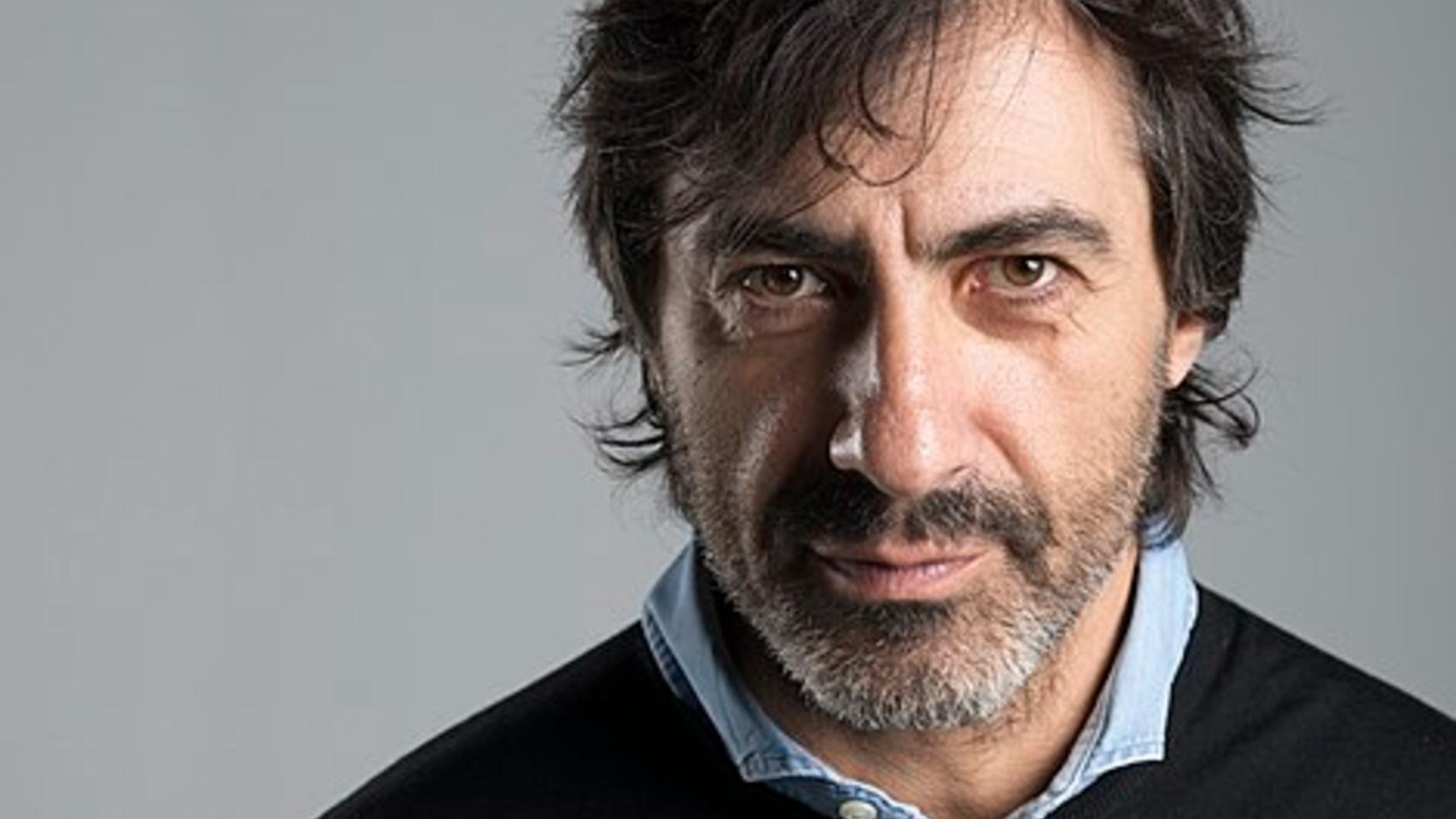Juan del Val, en la imagen oficial de su editorial.