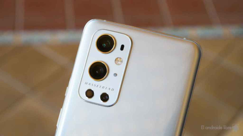 Módulo de cámara del OnePlus 9 Pro