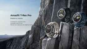 El Amazfit T-Rex Pro llega a España: el reloj más extremo de Amazfit
