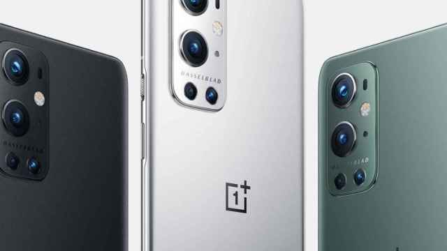 OnePlus 9 Pro trasera colores