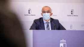 Juan Camacho, director de Salud Pública de la Junta