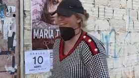 Captura del vídeo promocional del concierto de María Toledo en Badajoz