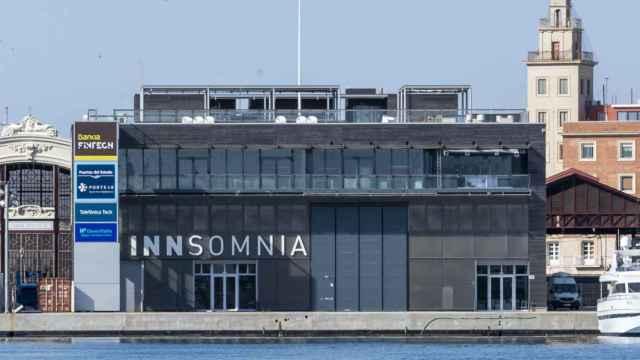 Sede del hub de innovación y aceleradora Innsomnia.