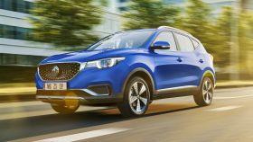 El nuevo MG ZS EV, un SUV 100% eléctrico que parte de los 23.500 euros con ayudas y ofertas.