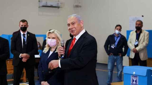 Netanyahu gana las elecciones en Israel y podría crear gobierno, según los sondeos