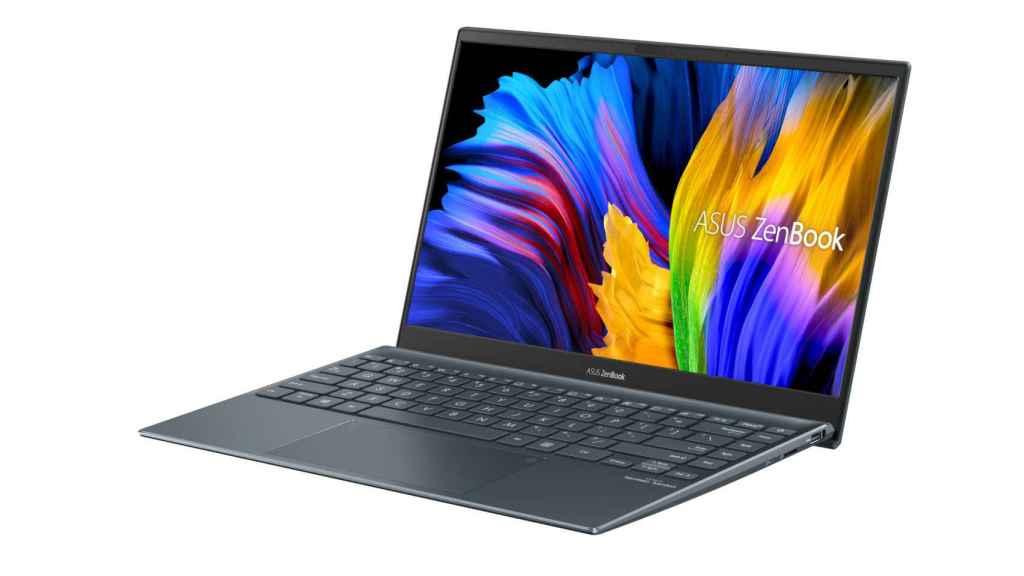 Nuevo Asus ZenBook 13 OLED