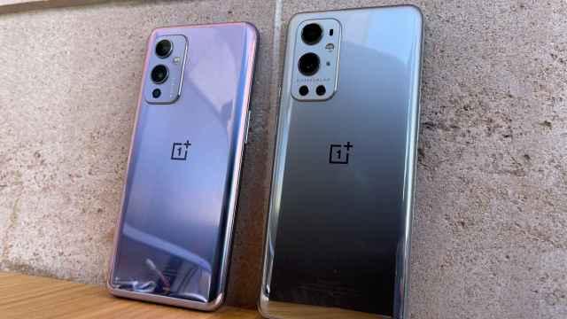 OnePlus 9 y 9 Pro