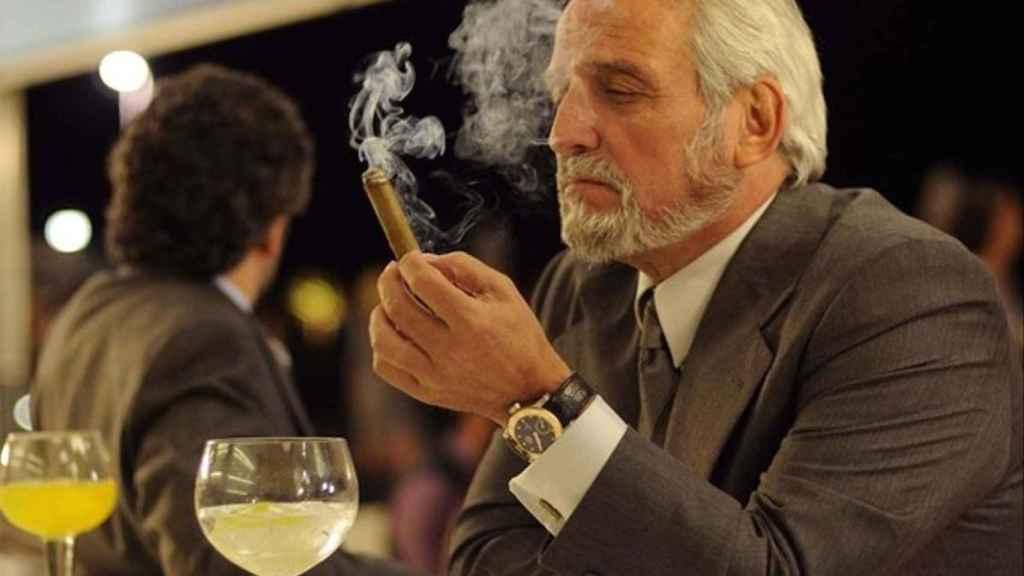 Pepe Sancho en 'Crematorio'.