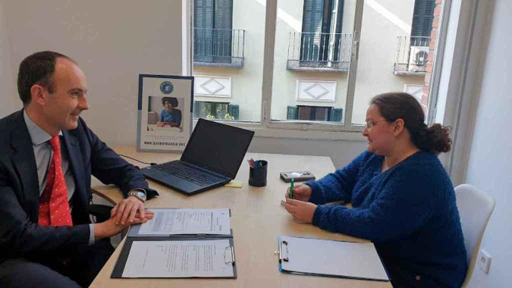 Fundación QuieroTrabajo ayuda a personas, especialmente mujeres, a preparar entrevistas de trabajo