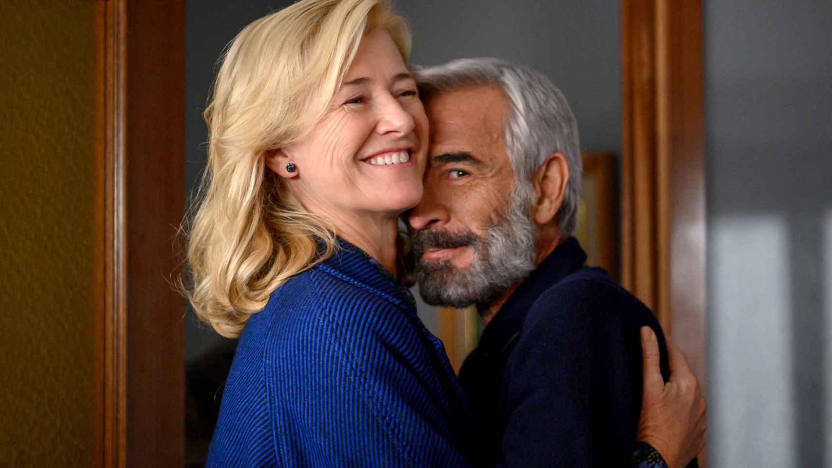 'Cuéntame cómo pasó': Antonio y Mercedes viajan a la inauguración de Barcelona'92