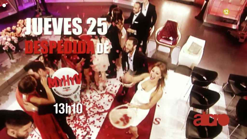 Mediaset borra a Antonio David Flores de la promo del final de 'Mujeres y hombres y viceversa'