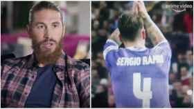 Sergio Ramos, en su nuevo documental