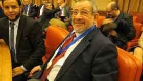 Ayman Adlbi, en una imagen de archivo.