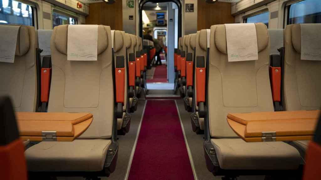 Así es avlo, el AVE low cost de RENFE