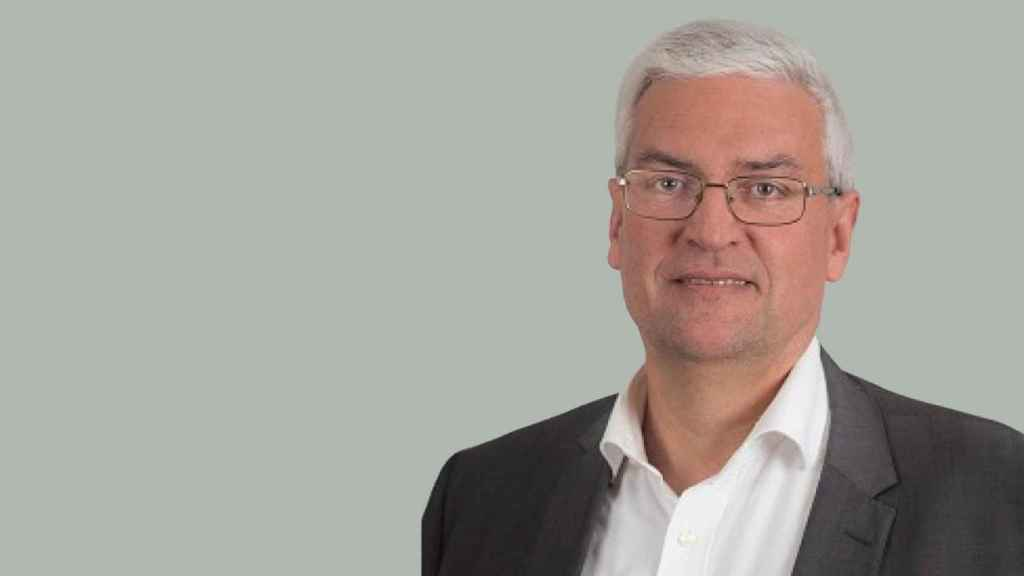 Amaury Jourdan,  CTO (Chief Tecnology Officer) de Thales.