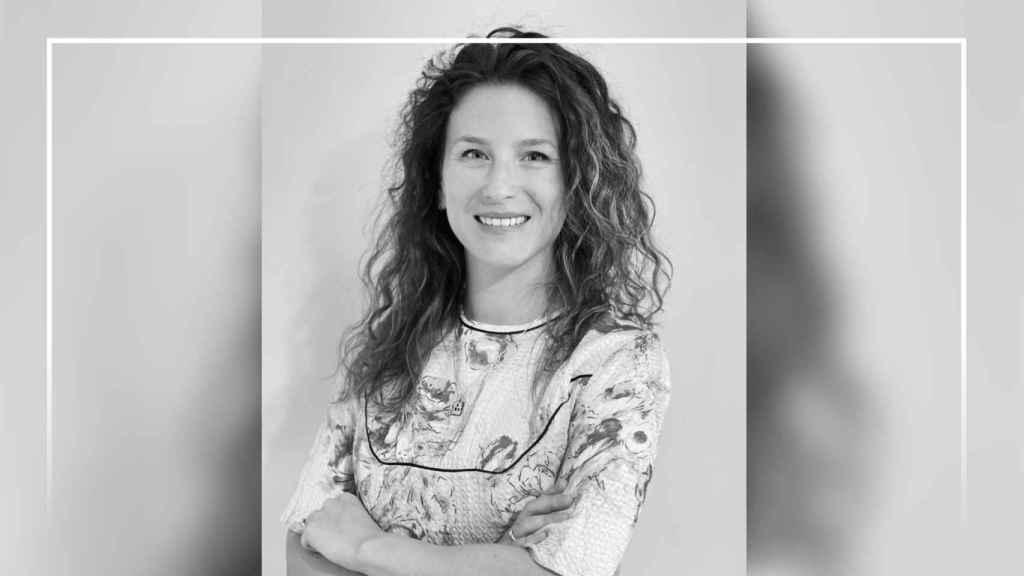 Charlotte Serres, general manager de Voi para España y Francia.
