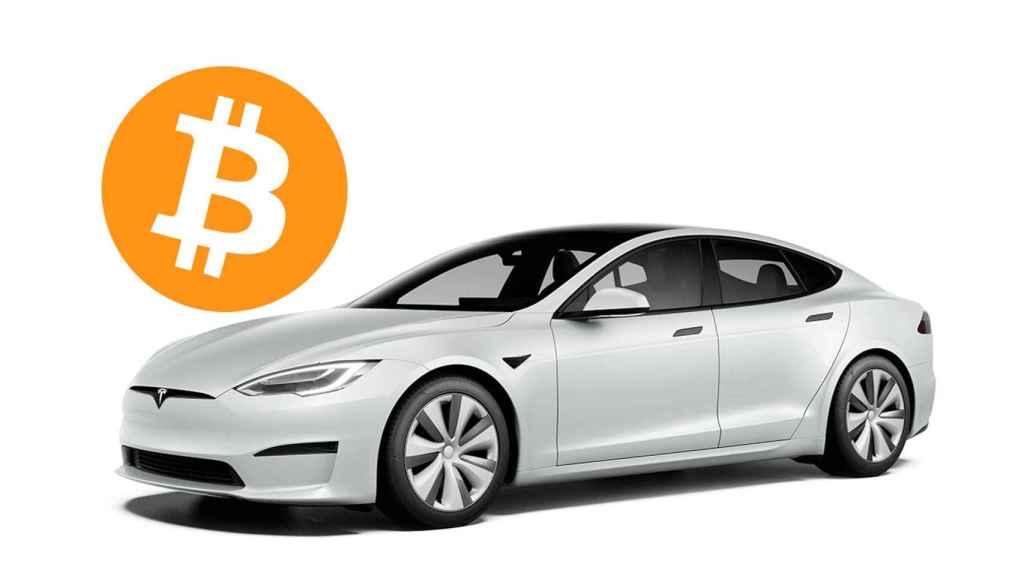 Coches de Tesla como el Model S ya se pueden comprar con Bitcoin