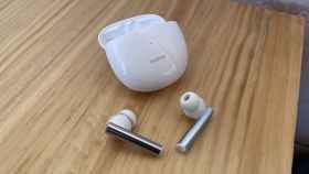 Así son los nuevos auriculares inalámbricos Buds Air 2 de Realme.
