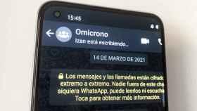 WhatsApp tiene un truco para ocultar el está escribiendo en grupos