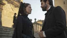Rafael Novoa y Leonor Watling son los protagonistas de 'La templanza'.